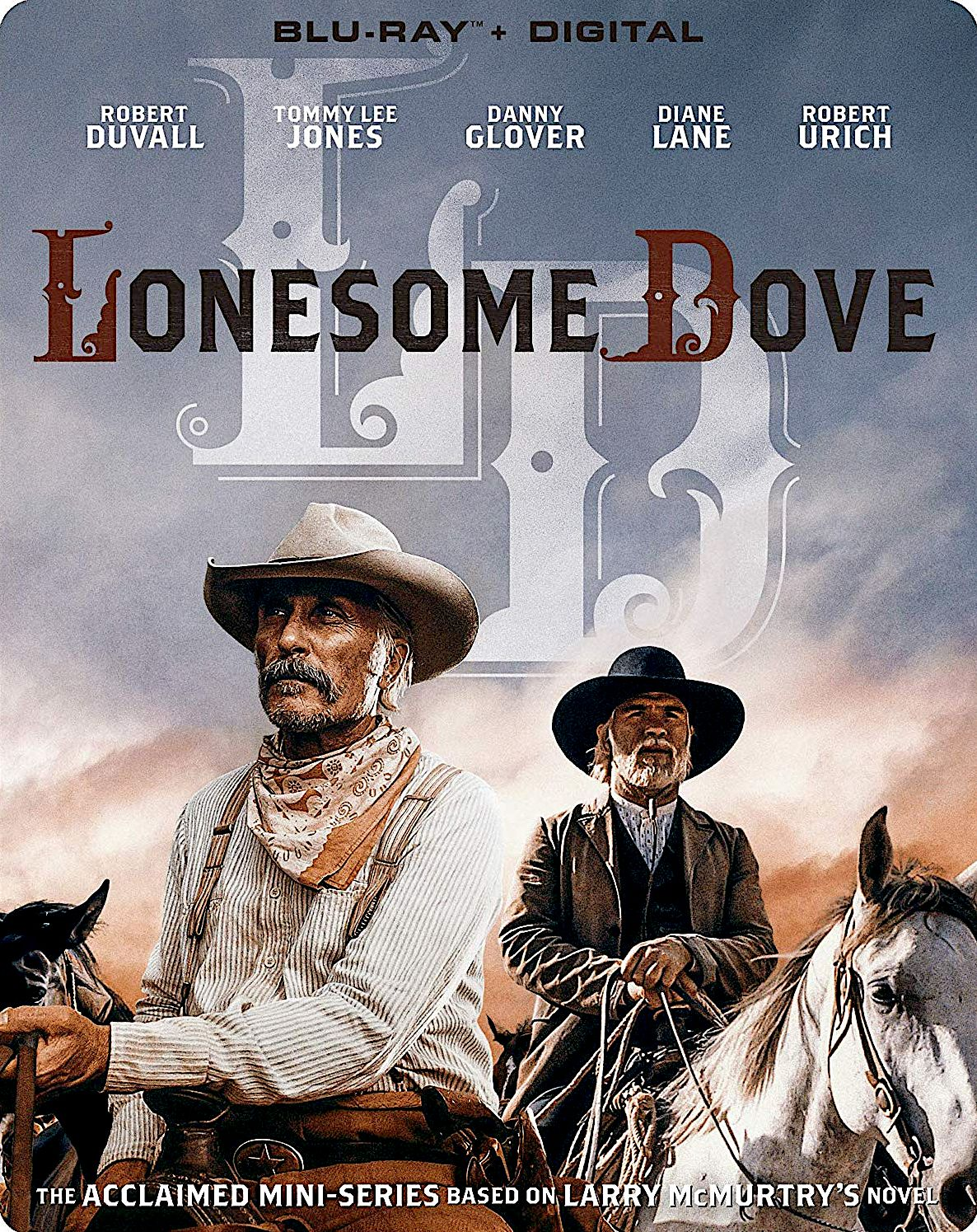 BLU-RAY STEELBOOK (MILL  EDITION DOVE LONESOME LIMITED