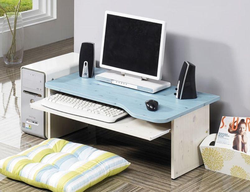 Computer Lap Desk Pillow Home Office Double Desk