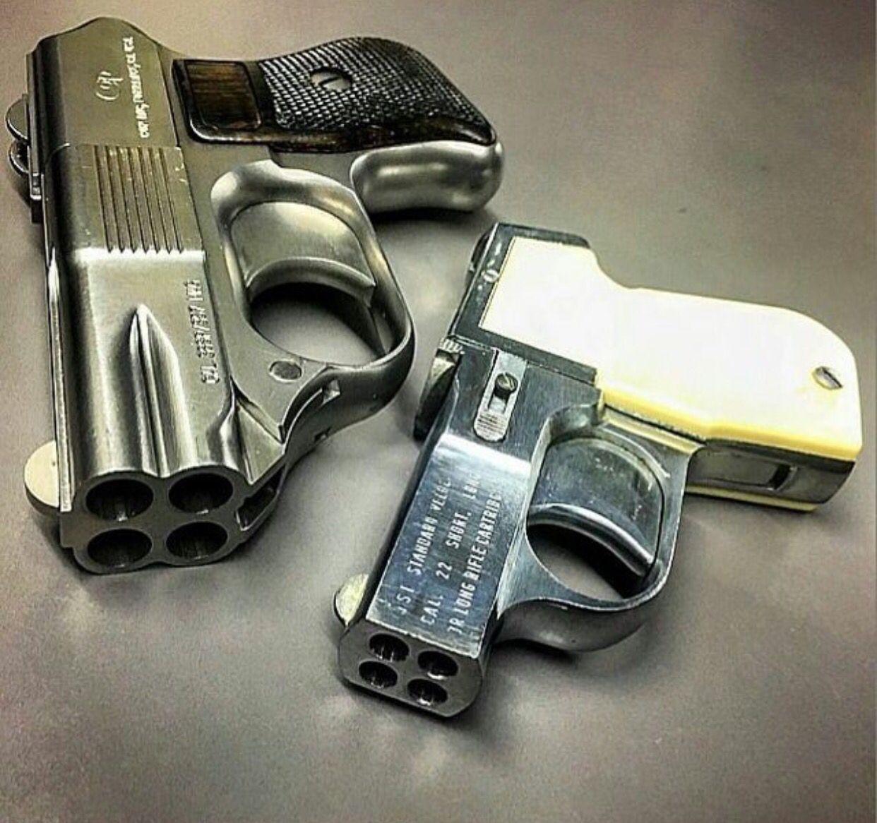 Badass Pocket Pistols