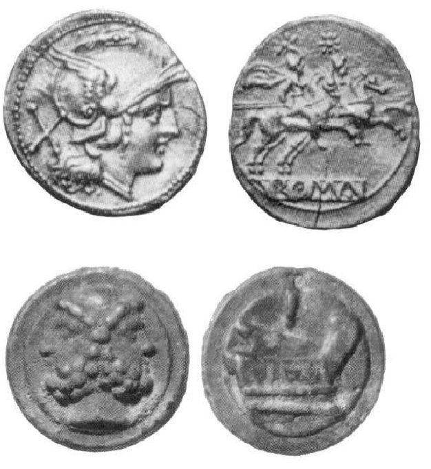 La Moneda en La Antigua Roma  c7a8982c13c