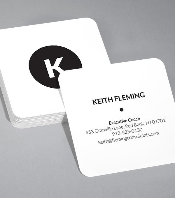 Very cool business cards love the rounded corners and solid card very cool business cards love the rounded corners and solid card stock browse square business card design templates moo united states colourmoves