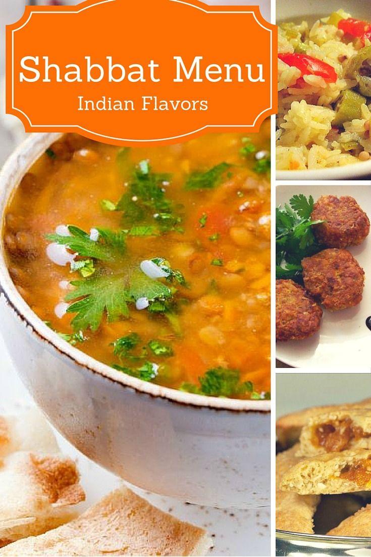 Indian flavored shabbat menu menu shabbat dinner and food indian flavored shabbat menu kosher foodkosher recipesjewish forumfinder Choice Image