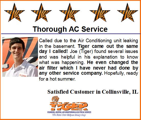 Great Job Joe Fivestarfriday Trusttiger Air Conditioning