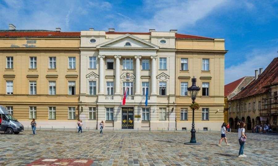 Image Result For Zagreb Parliament Building