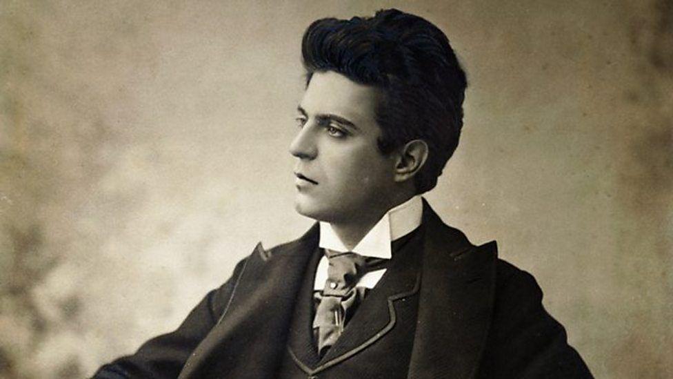 Pietro Mascagni (07/12/1863 - 02/081945)