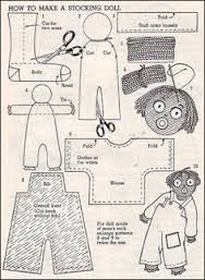Image Result For Golliwog Sewing Patterns Free Download