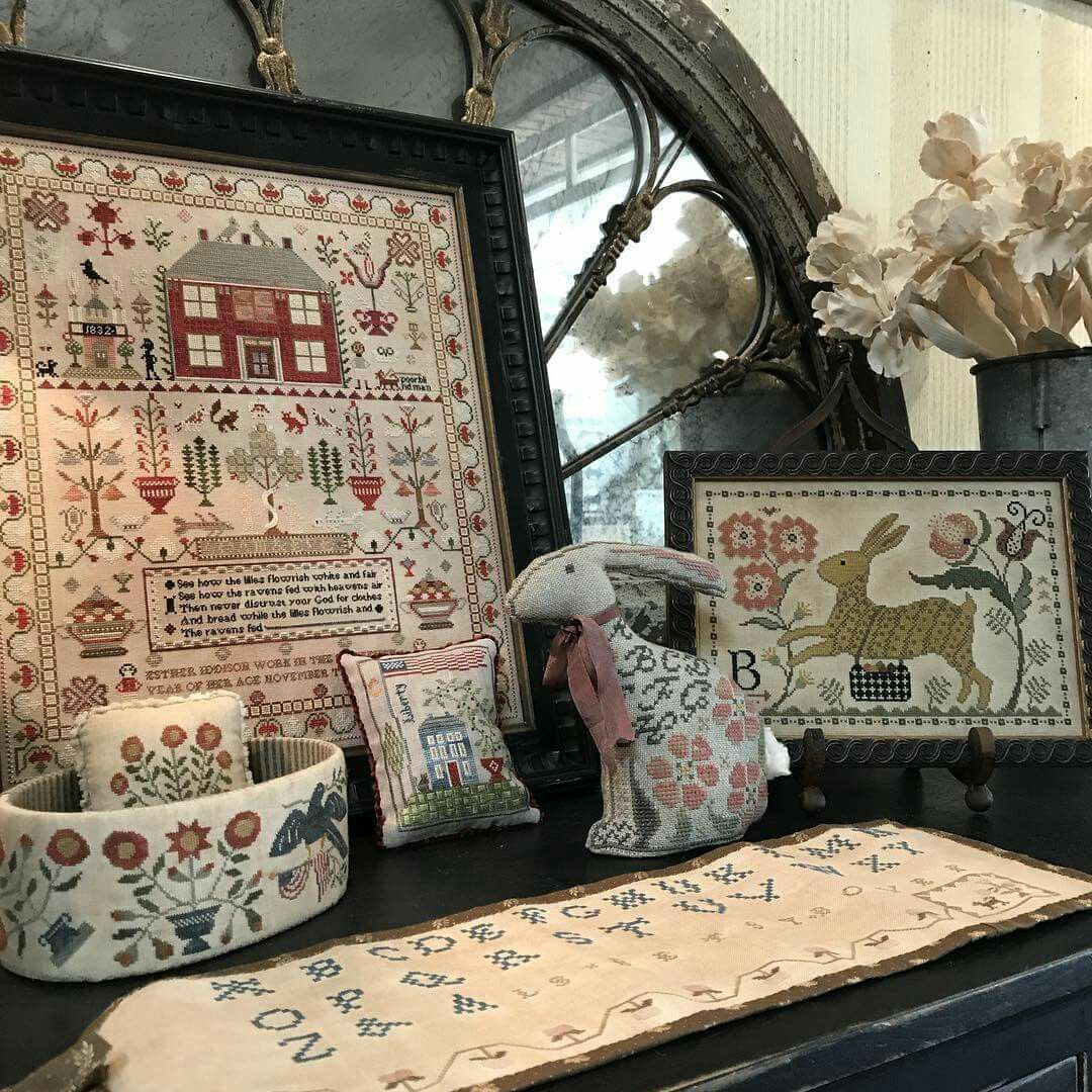 Pin By Yvette Gonzales On Needlework I Love Cross Stitch Sampler Patterns Cross Stitch Collection Cross Stitch Samplers