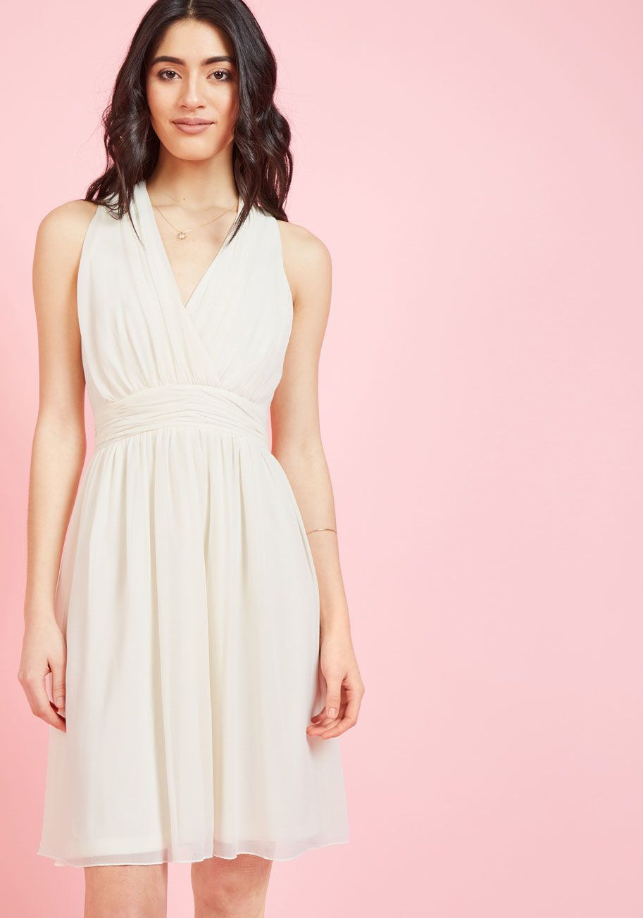 Set in Your Sways A-Line Dress