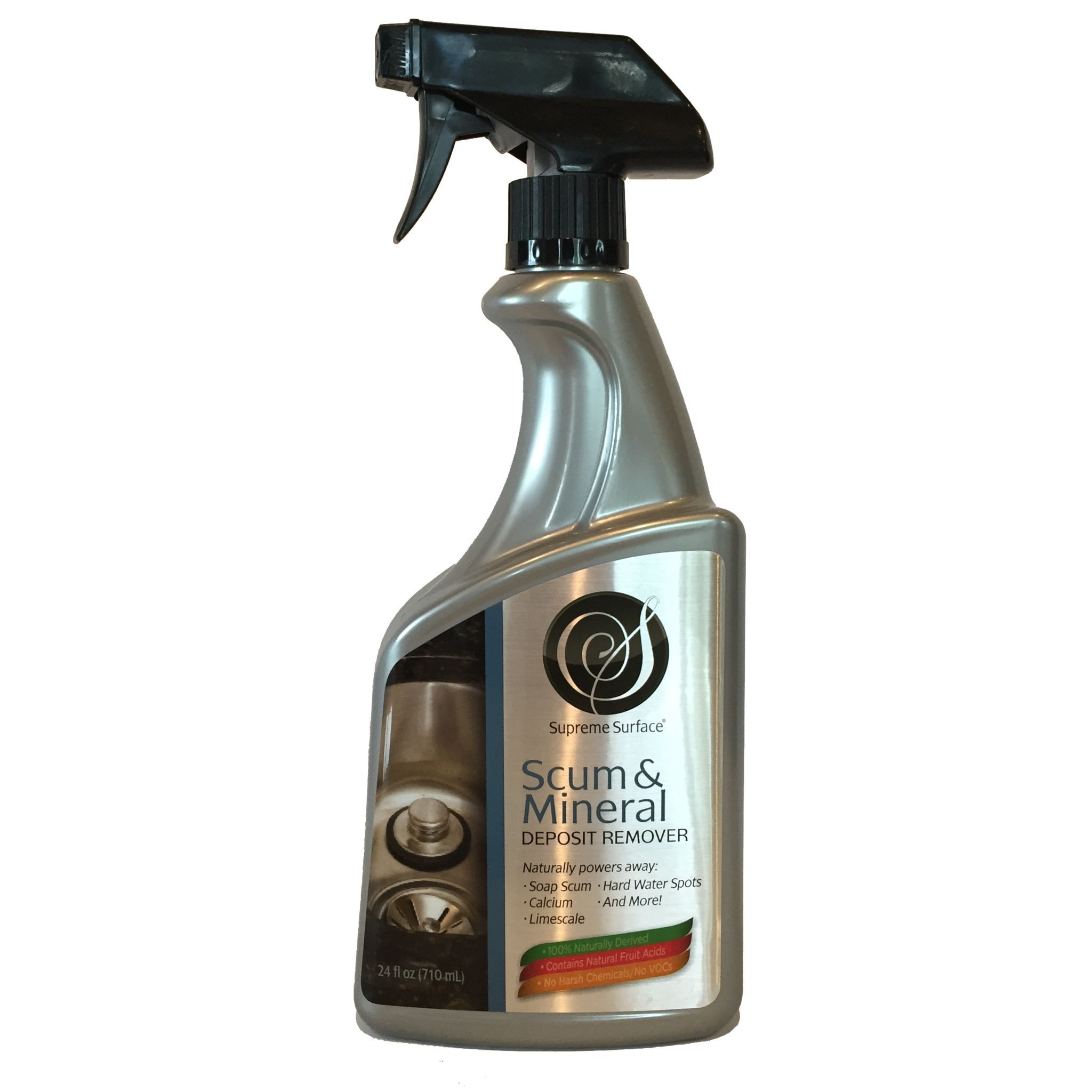 Scum and Mineral Deposit Remover by Supreme Surface®