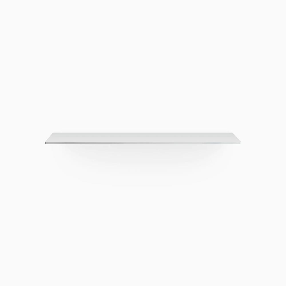 White Floating Shelf All Steel Floating Shelves Shelfology Floating Shelves White Floating Shelves How To Make Light
