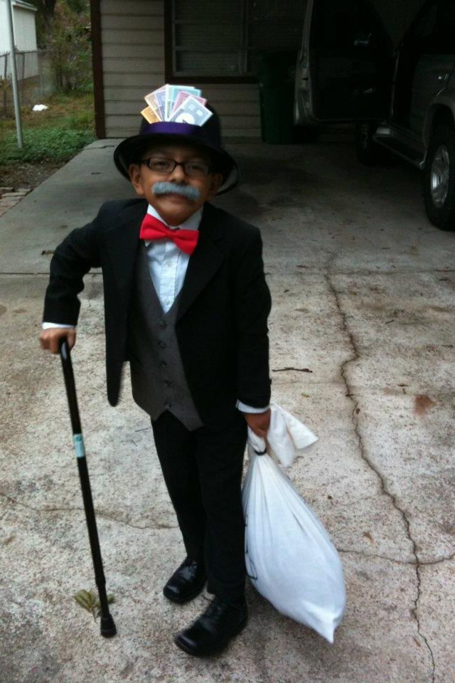 DIY Monopoly Man!! Monopoly Pinterest Monopoly, Costumes and - halloween costumes ideas for men