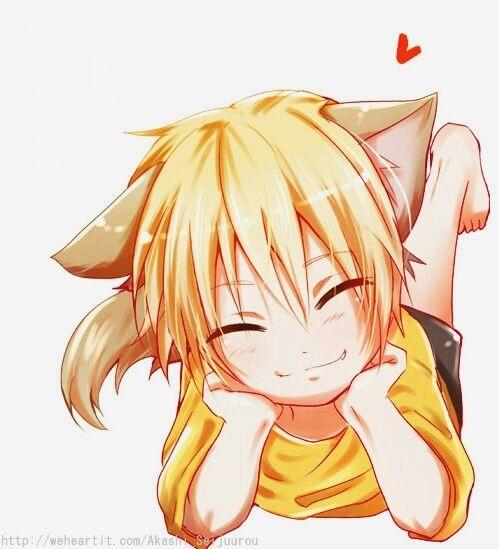 Kawaii Kise Ryouta Hugs And Kisses So Cute Anime Neko
