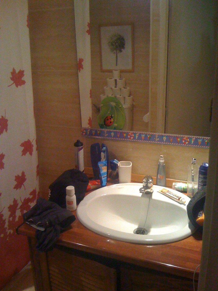 badezimmer ideen für kleine bäder pinterest   Home decor, Sink, Decor