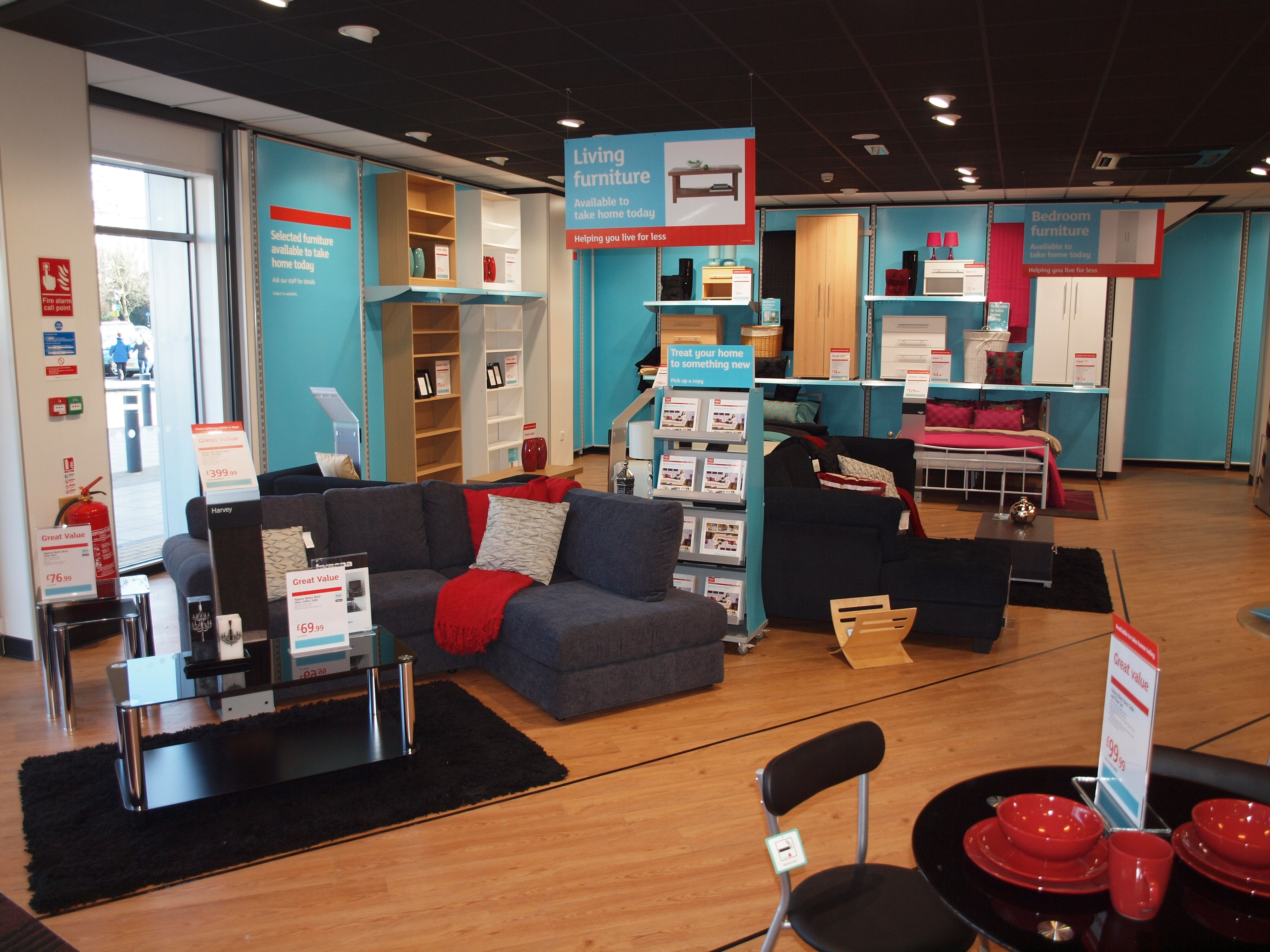 Image Result For Visual Merchandising For A Furniture Retailer