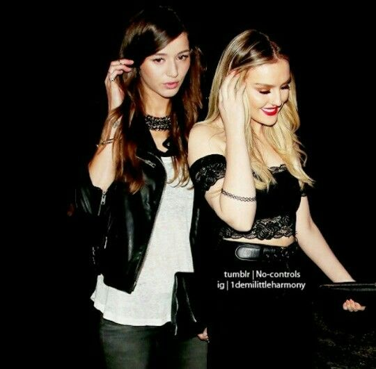 Eleanor Calder and Perrie Edwards manip | Perrie Edwards ...