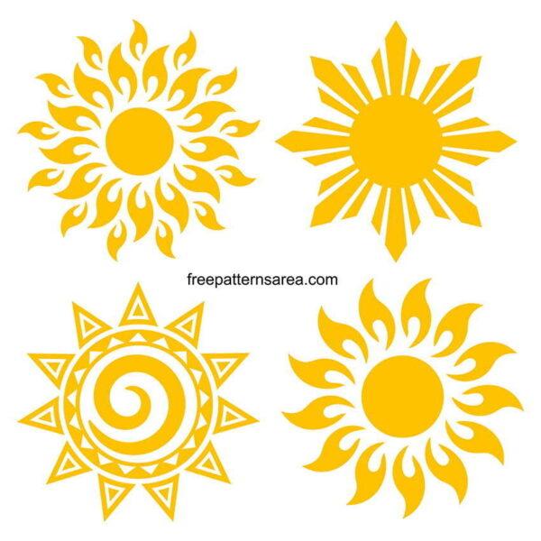 Vector Clip Art Online Royalty Free Public Domain Sun Clip Art Clip Art Dot Art Painting