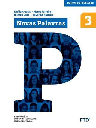 Novas Pa 3 Livro De Portugues Novas Palavras Melhores Poemas