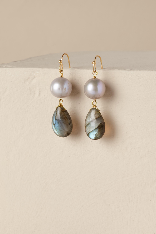 Ula Drop Earrings Drop earrings, Beaded earrings, Earrings