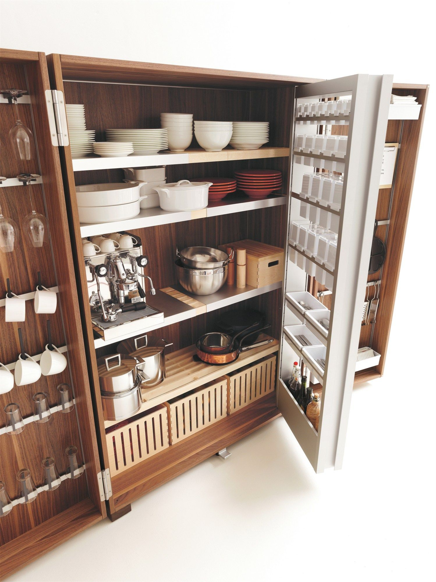 Cozinha integral B2 Coleção b2 by Bulthaup | design EOOS | kitchen ...