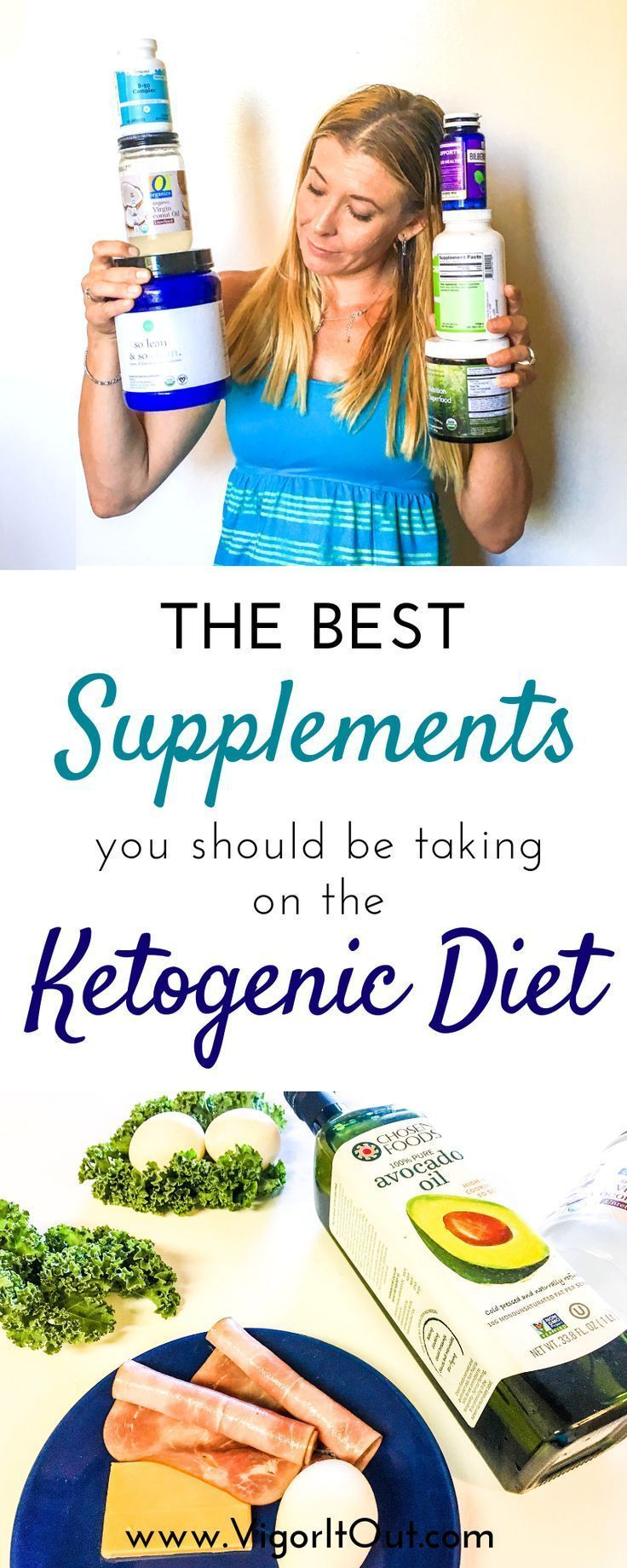 The Best Keto Supplements to enhance Your Ketogenic Diet