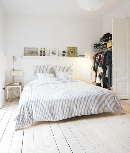 chambre grise et blanc ou beige 10 id es d co pour choisir pinterest tete de lit blanche. Black Bedroom Furniture Sets. Home Design Ideas
