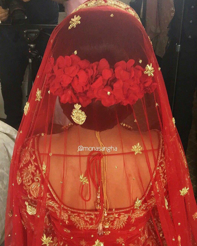 Potential Wedding Hair Indian Bridal Hairstyles Indian Wedding