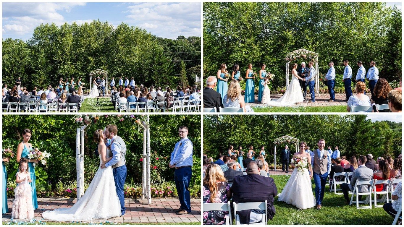 Tonya Matt Robert Ryan Catering Design Wedding Ceremony Seating Wedding Ceremony Photos Catering Design