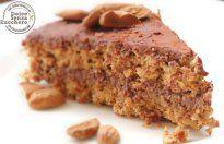 Torta di Mandorle Senza Farina è la torta golosa a basso indice glicemico, senza glutine, senza zucchero e senza latticini.