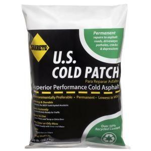 Sakrete 50 Lb U S Cold Patch To Fix My Driveway Driveway Repair Asphalt Repair Repair