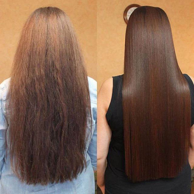 #Smoothhair #Straighthair #Hairtreatment  #beforeandafter #keratin #Juvexin…