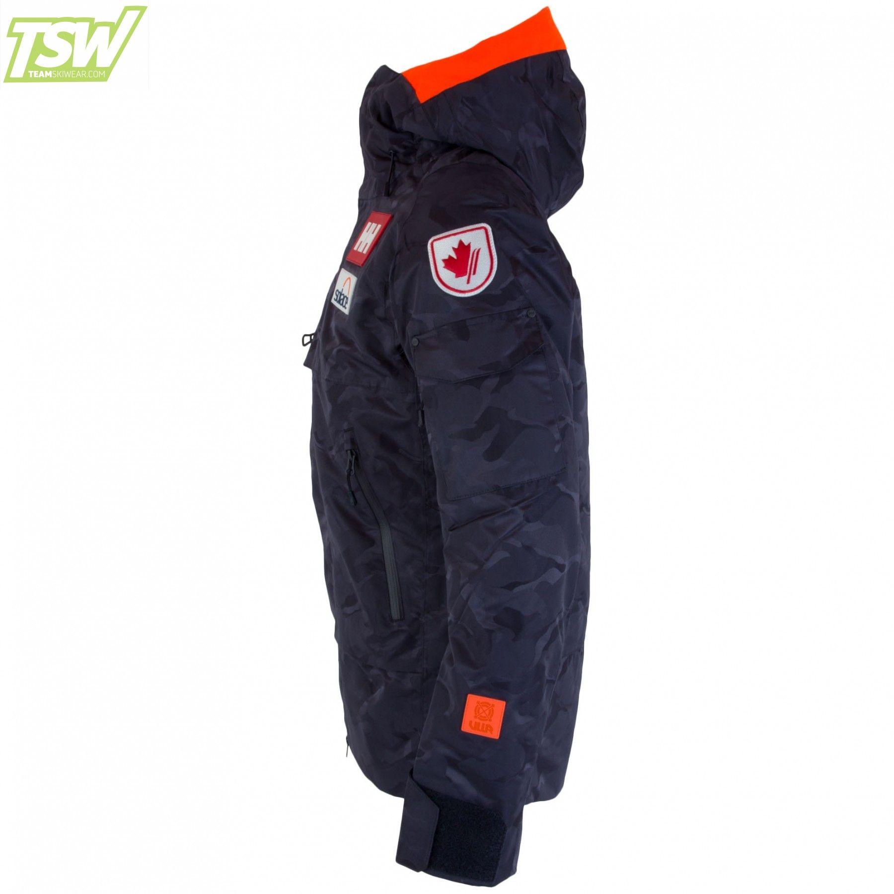 Teamskiwear Online Shop Canada Ski Team Jacket
