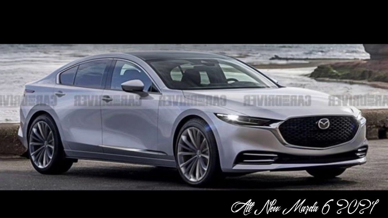 All New Mazda 6 2021 Wallpaper In 2020 Mazda 6 Mazda Bmw Car