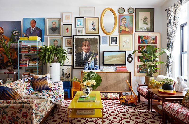 A Brooklyn Home For A Growing Creative Family Creative Gallery Impressive Family Living Room Creative