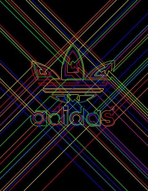 Adidas Logo on Behance