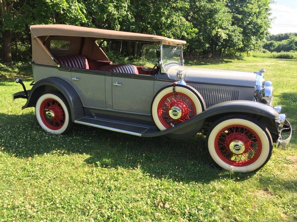 1931 Plymouth PA for sale #1971600 - Hemmings Motor News | Classic ...