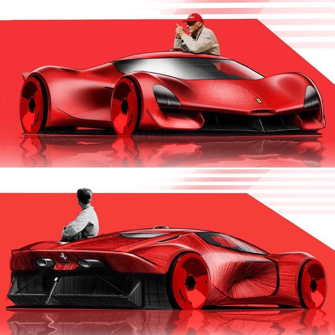 "Car Design Sketch on Instagram: ""Antoine Crobe @antoine_crobe , exterior designer at ICONA . . #cds_AntoineCrobe"""