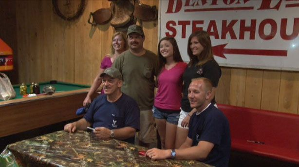 'Swamp People' visit Toombs County