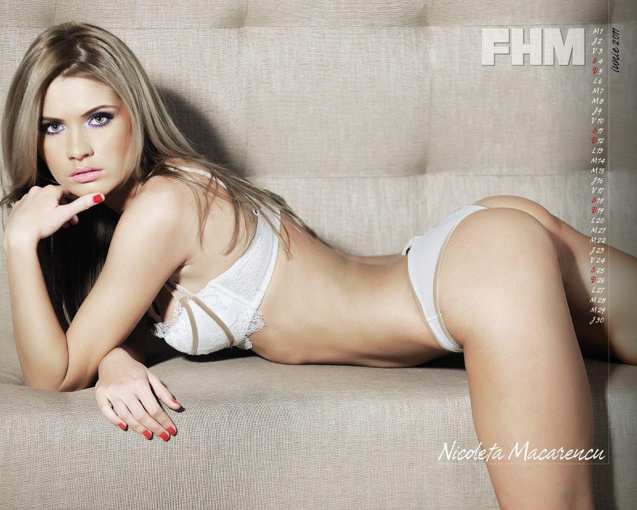 Nicoleta Macarencu Nude Photos 42