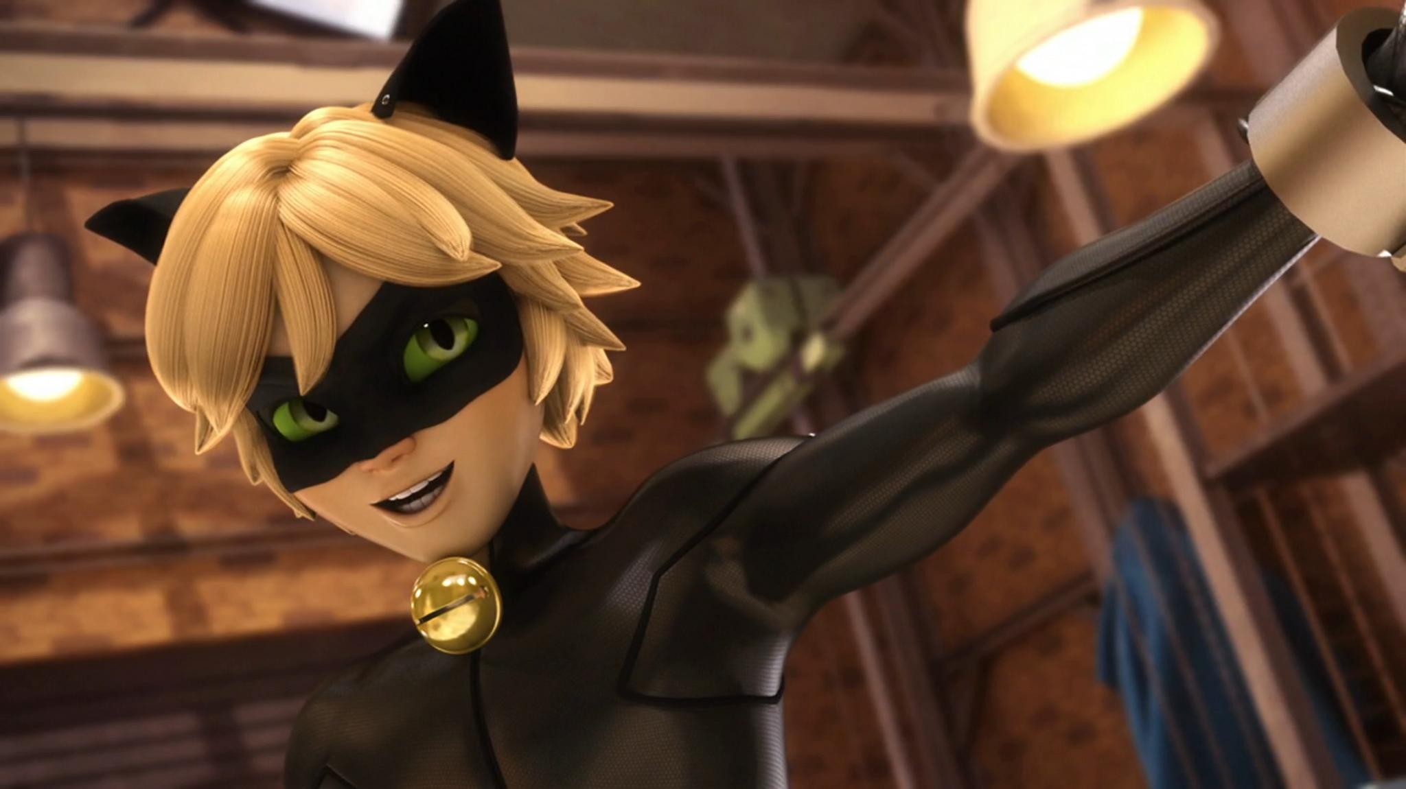 Cat Noir Copycat Episode 9 Season 1 Imagenes De Miraculous Ladybug Miraculous Fandom