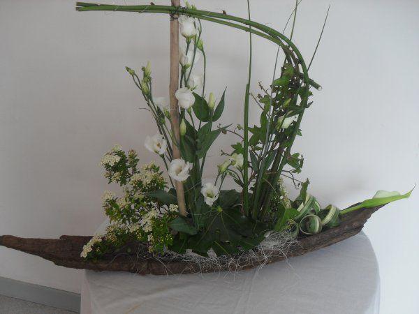 art floral composition pas a pas - recherche google | arreglos