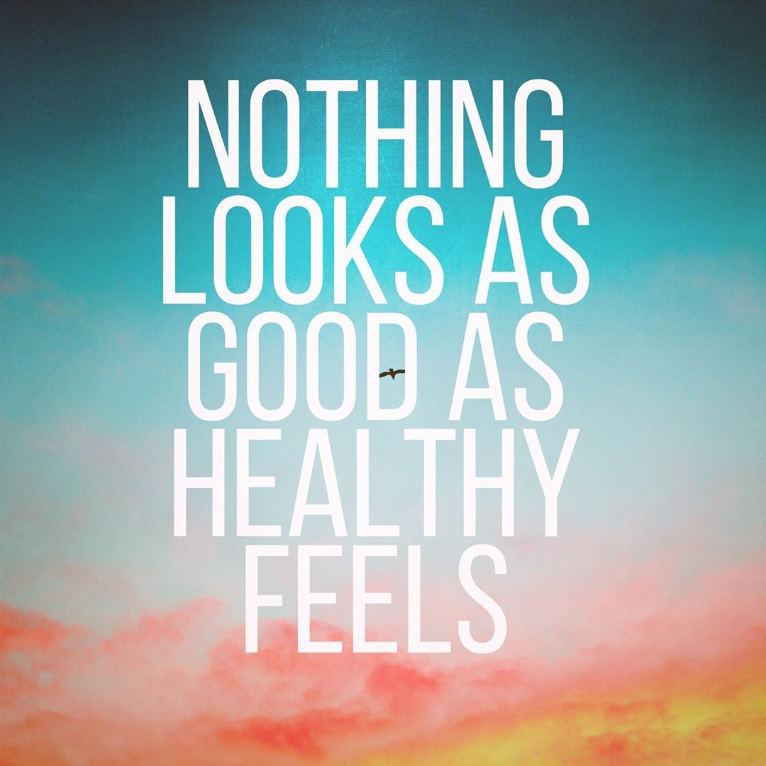 This is what we are all about 💯 Feeling healthy is so much more important than what you look like. A...
