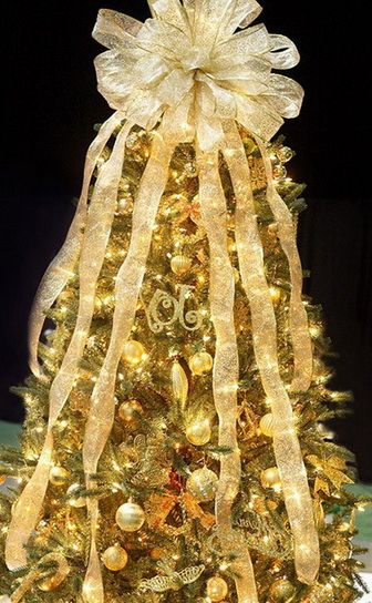 Christmas Tree Decorating Ideas_23