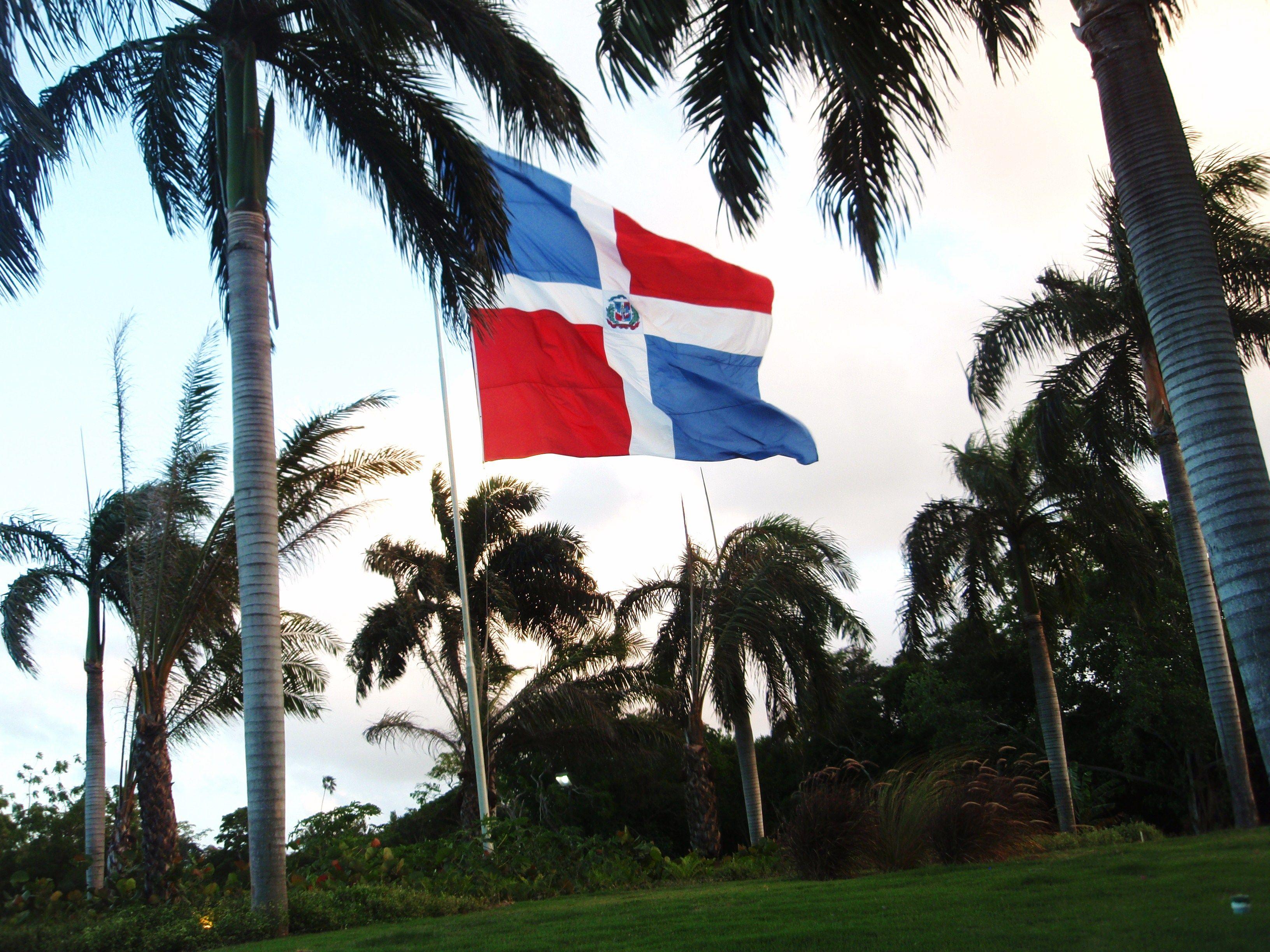 dominican republic quisqueya la bella   dominican republic flag dominican republic