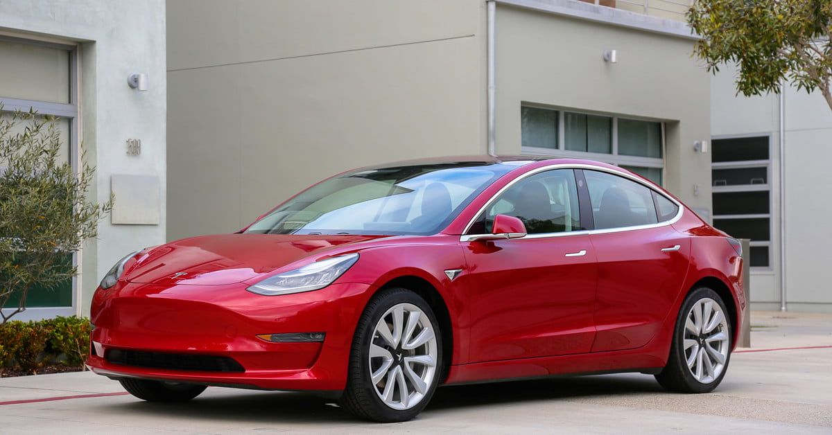Tesla Model 3 Production On Track To Meet Quarterly Projections Tesla Model Tesla Car Polish