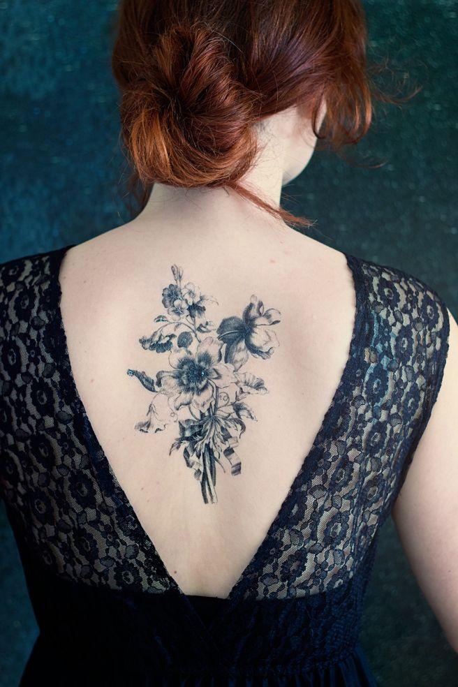 L A N A R E D S T U D I O: DIY | Temporary Art Tattoo Test-drive a tattoo by printing it on special temp tat paper