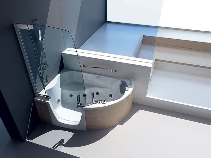Find This Pin And More On Bath Or Shower Both By Teuco