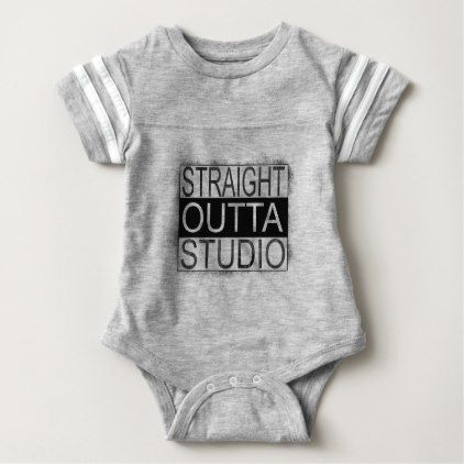 Straight outta studio baby bodysuit photography gifts diy custom straight outta studio baby bodysuit photography gifts diy custom unique special dallas texascostume negle