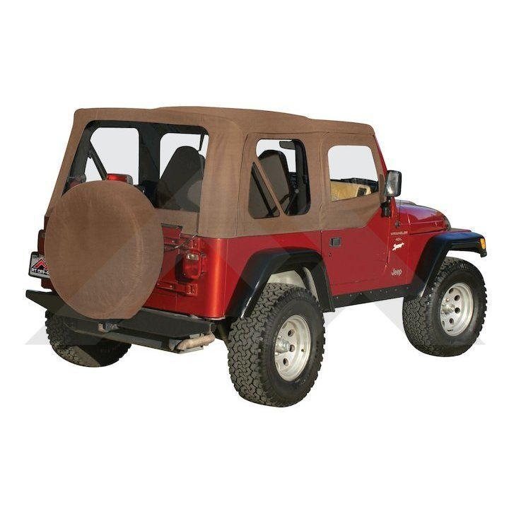Replacement Soft Top Spice Soft Tops Jeep Wrangler Soft Top Jeep Wrangler Tj