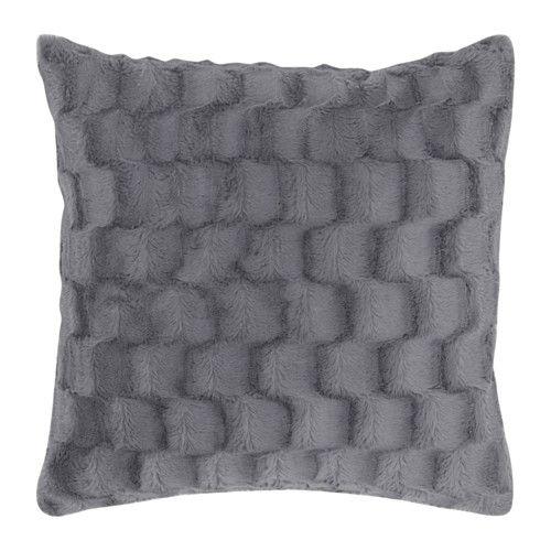 IKEA - BLÅREGN, Tyynynpäällinen, Vetoketjun ansiosta päällinen on helppo irrottaa.
