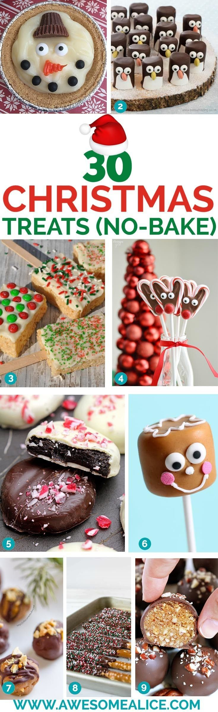 over 30 easy to make christmas treats for kids and school let your kids make - Redneck Christmas Ideas